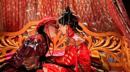 中国古代皇帝入洞房时鲜为人知的私密习俗