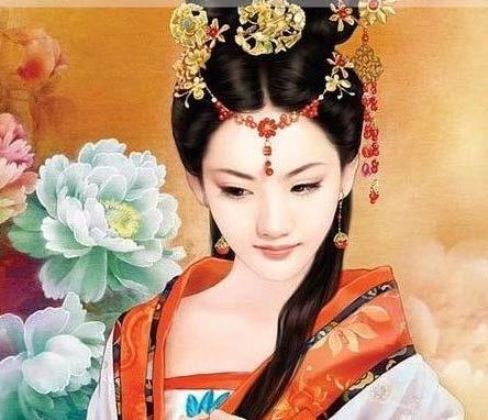萧皇后私密生活:一生陪过六位君主