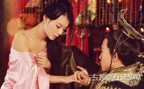 传奇女子冯小怜,北齐后主竟用她来赚钱!