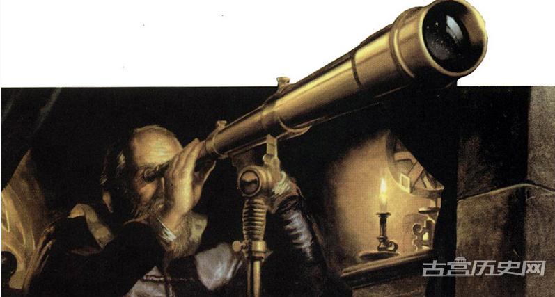 科学之父伽利略的生平