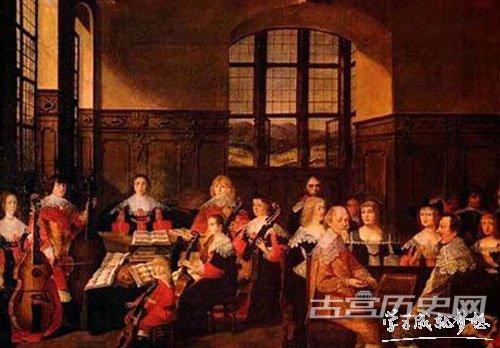 西方音乐的发展历史介绍_西方音乐的发展历史简介