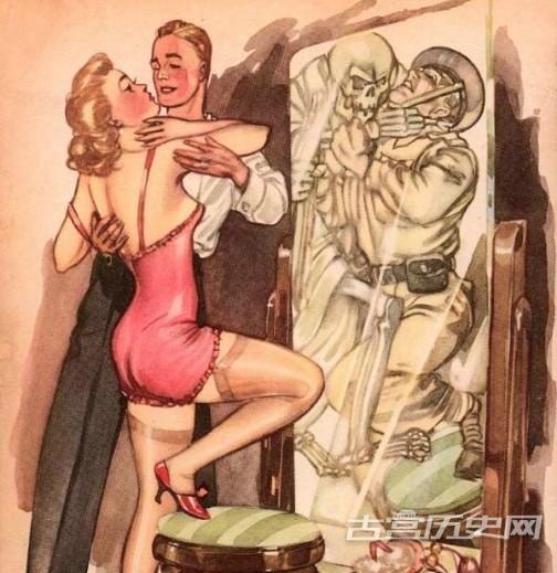 变态的特殊癖好:二战情色女魔鬼护士组