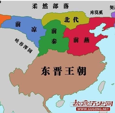 五胡十六国简介:五胡十六国有哪些国家?