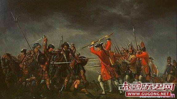 苏格兰起义的历史