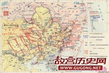 东北历史地图_东北历史地图介绍
