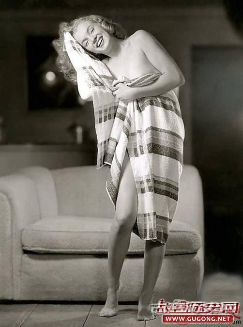 玛丽莲·梦露裸照