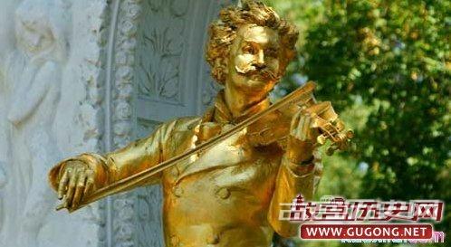 奥地利作曲家约翰·施特劳斯