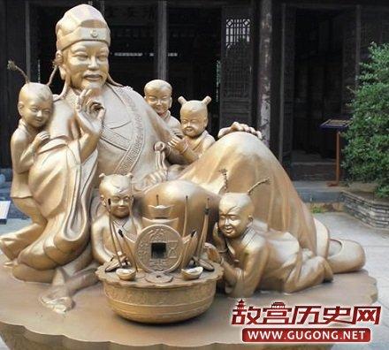 中国历史上最让人瞠目结舌的三大斗富事件