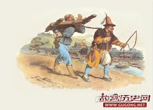 西洋镜:英国人笔下的清朝市民生活