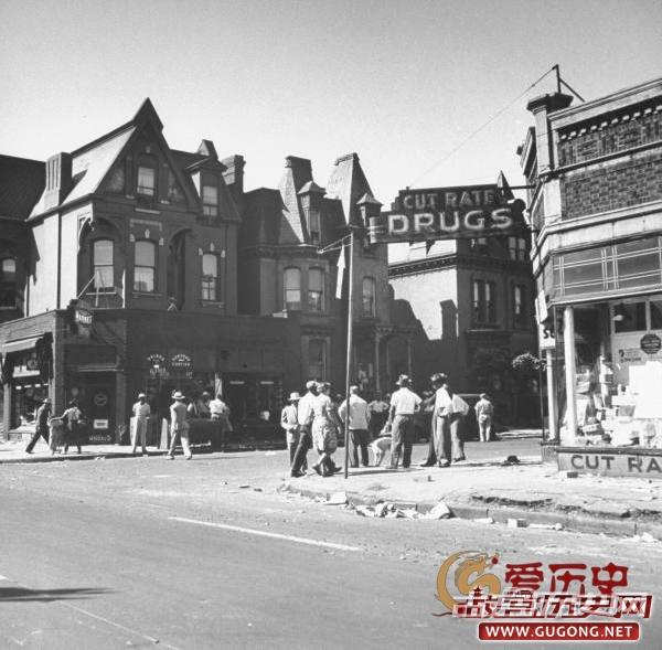 1943年底特律种族暴乱