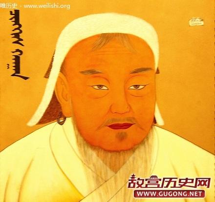 蒙元缔造者成吉思汗系列图片