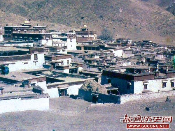 西藏老照片:民国二十年的西藏 古朴粗犷之美