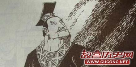 齐桓公贪酒好色连亲姐妹都不放过