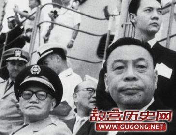 蒋经国:我们今天不做,明天就会后悔