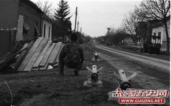 前南斯拉夫内战 冷战后欧洲第一场热战