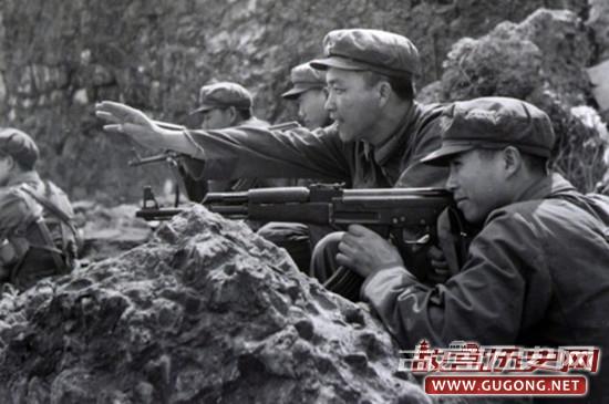 对越自卫还击作战 老山战场基本概念