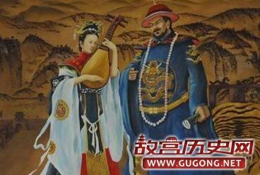 """吴三桂""""冲冠一怒为红颜""""为了谁?"""