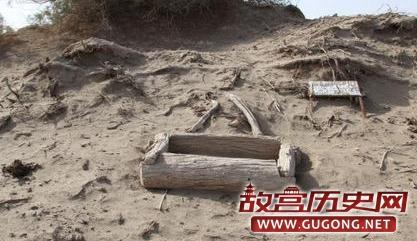 揭秘新疆昆岗古墓群:远古羌人竟有千年历史