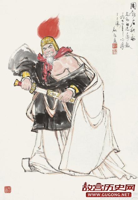袁盎上言 汉文帝教周勃知进退
