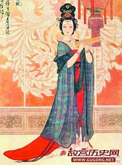 李迥秀奉武则天旨意与张易之母亲偷情