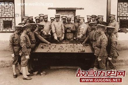 中国失外蒙最后一战:一个失误上万北洋军战死