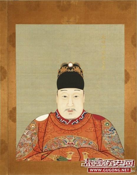 1563年9月4日 明神宗朱翊钧出生