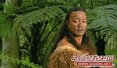 毛利人起义历史