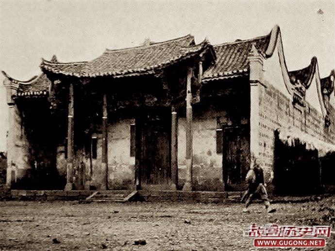晚清老照片:1900年的大清长沙府