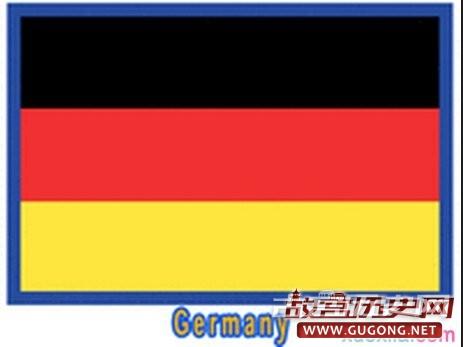 德国国旗有什么含义