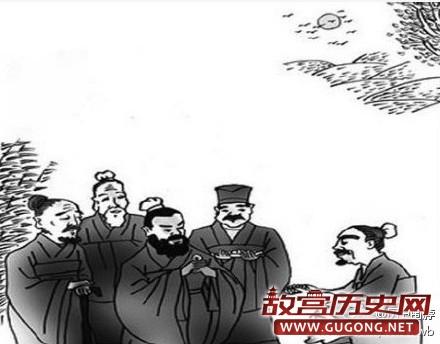 唐朝苏世长东施效颦