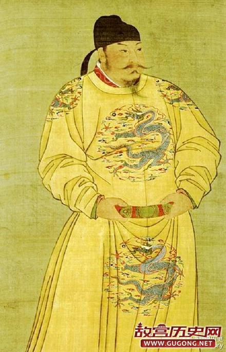 599年1月23日 唐太宗李世民出生