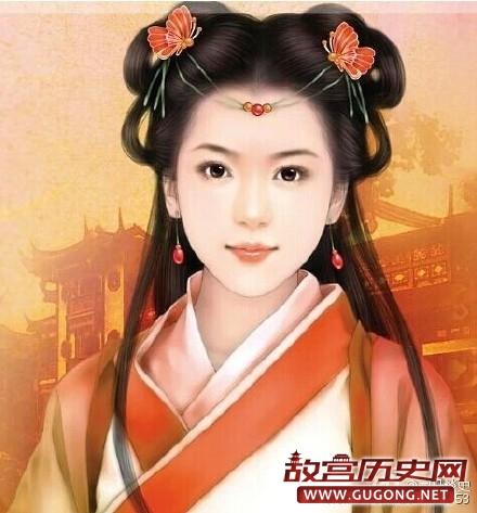 历史第一位处女皇后张嫣