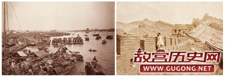 老照片告诉你19世纪北上广是什么样子