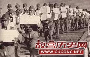 侵华日军为什么一定要带上被击毙战友的骨灰盒作战?