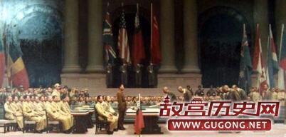 二战后中国军队为何不占领日本?