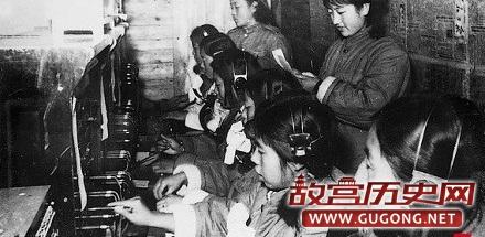 一组朝鲜战争女战士珍藏的战地老照片
