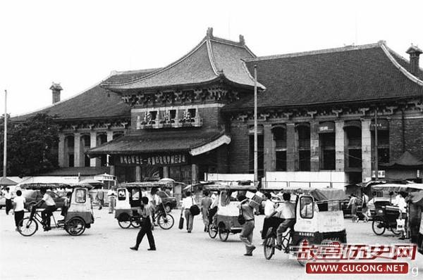 盘点中国近代以来消失了的著名建筑