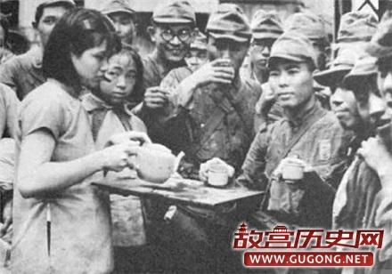 """抗战老照片:侵华日军认为不宜公开的九张""""亲善""""照片"""