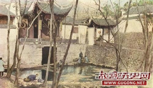 老照片:直击清朝时期珍贵的彩色照片