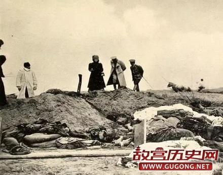 1910年东北三省鼠疫席卷,尸横遍野犹如人间地狱