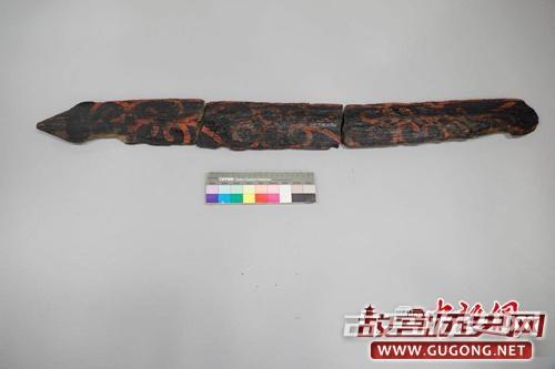 中国目前出土最大的漆翣保护修复工作基本完成