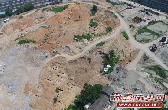 浙江永嘉瓯北丁山汉六朝古墓群考古发掘取得重要成果