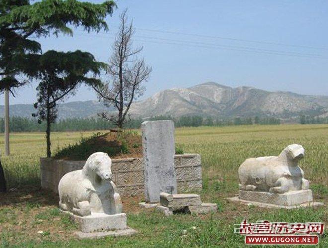 徐树铮墓,位于安徽宿州
