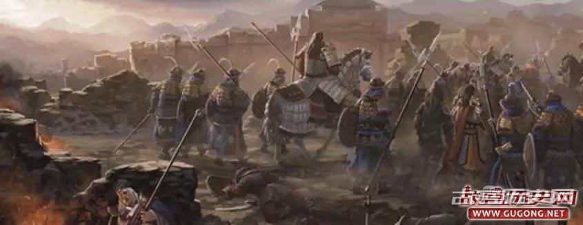 也先的北京之战与成吉思汗首次攻打中都类似