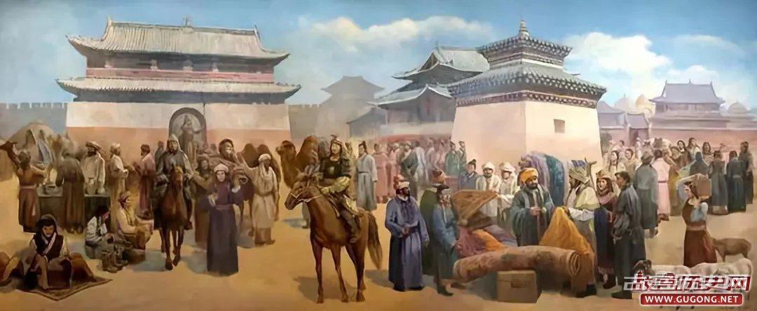 北京的地缘交汇特色 在元大都时代异常明显