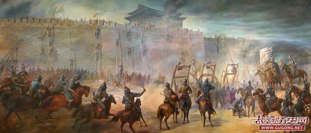 也先很难组织起蒙古人发动的后两次中都之战
