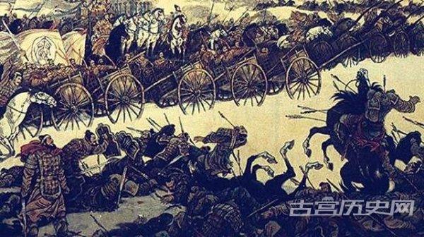 甘之战-禅让制最后的捍卫战,此战后开启鈥溂姨煜骡