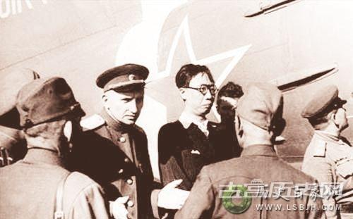 末代皇帝溥仪在苏联的俘虏生活:待遇优厚 每日四餐