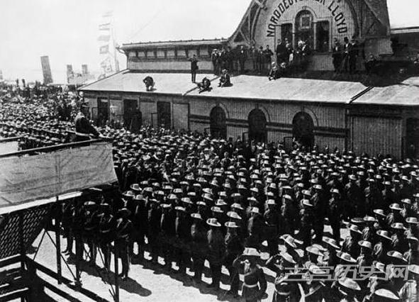 八国联军入侵北京老照片:第八张李鸿章谈判第十张让人心酸
