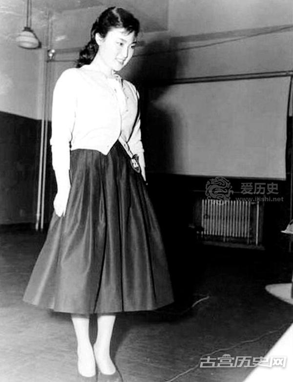 60年前韩国首次选美比赛没有经过整容的脸其实挺好看
